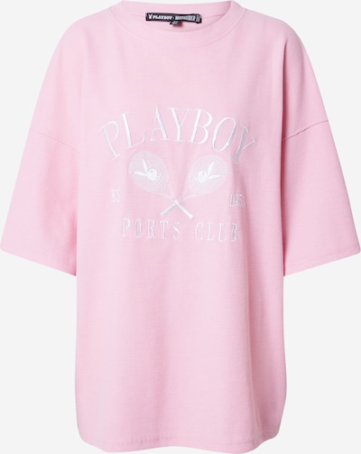 Missguided Shirt in pink / weiß, Produktansicht