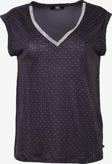 Le Temps Des Cerises Shirt 'ODILE' in de kleur Antraciet, Productweergave