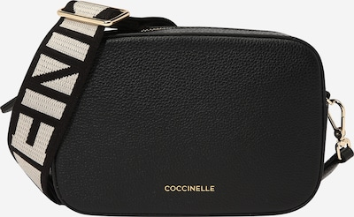 Coccinelle Crossbody bag 'Tebe ' in Black / White, Item view