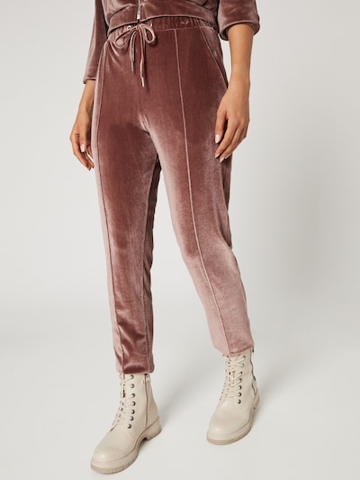 Guido Maria Kretschmer Collection Pants 'Rosina' in Rose, View model