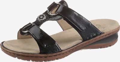 ARA Pantofle 'HAWAII' - černá, Produkt
