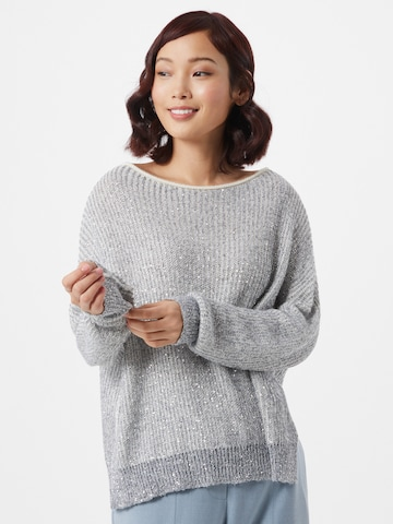 MAX&Co. - Jersey 'PRALINA' en gris