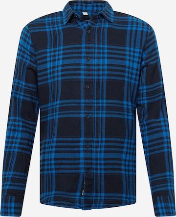 Camicia 'NATE' di Only & Sons in blu