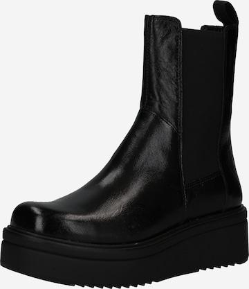 VAGABOND SHOEMAKERS Chelsea Boots 'Tara' in Schwarz