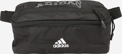 ADIDAS PERFORMANCE Torba sportowa na pasek w kolorze czarny / białym, Podgląd produktu