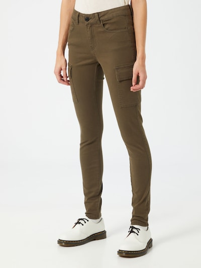 Noisy may Cargohose in khaki, Modelansicht