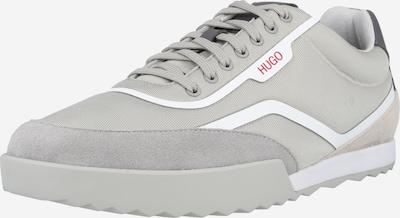 HUGO Sneaker 'Matrix' in grau / hellgrau / weiß, Produktansicht