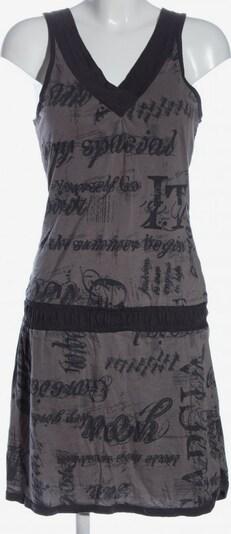GARCIA Trägerkleid in L in hellgrau / schwarz, Produktansicht