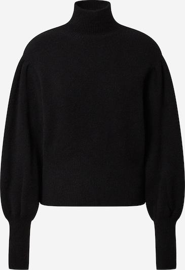 Pulover 'Britta' EDITED pe negru, Vizualizare produs