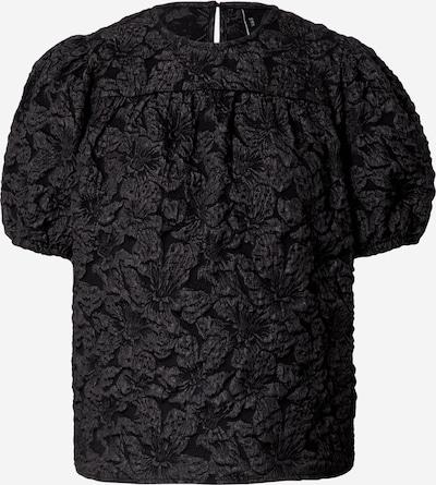 Y.A.S Shirt 'COVA' in de kleur Zwart, Productweergave