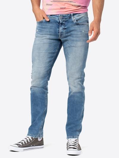JACK & JONES Jeans i blue denim, Modelvisning