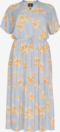 NO.1 by OX Kleid in blau / orange, Produktansicht