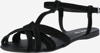 ABOUT YOU Sandale s remenčićima 'Sude' u crna, Pregled proizvoda