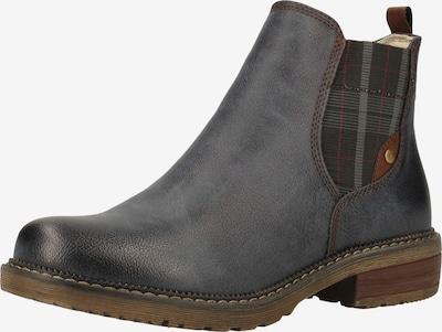 Relife Chelsea Boots in blau, Produktansicht
