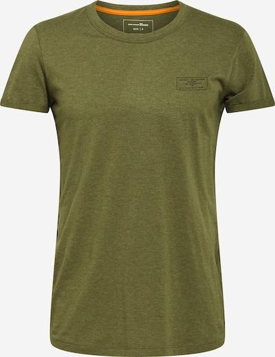 TOM TAILOR DENIM T-Shirt in oliv, Produktansicht