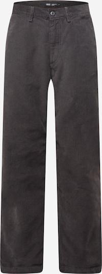 """""""Chino"""" stiliaus kelnės iš VANS, spalva – tamsiai pilka, Prekių apžvalga"""
