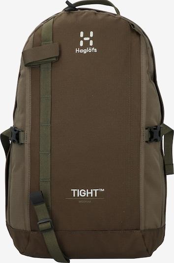Haglöfs Rucksack 'Tight Medium Rucksack' in braun, Produktansicht