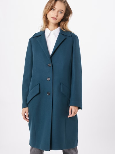 Žieminis paltas 'Salisburg' iš DRYKORN , spalva - benzino spalva, Modelio vaizdas
