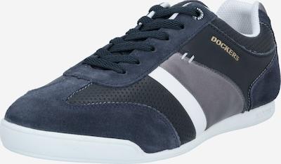 Dockers by Gerli Sneakers low in navy / greige / white, Item view