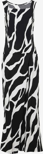 Madam-T Jumpsuit in de kleur Zwart / Wit, Productweergave