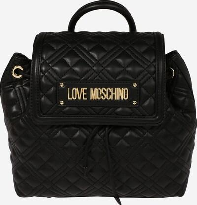 Love Moschino Batoh - zlatá / čierna, Produkt