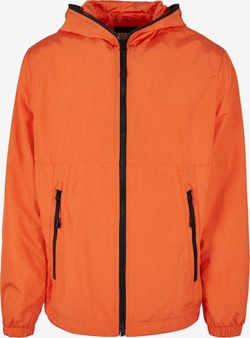 Urban Classics Kevad-sügisjope, värv oranž