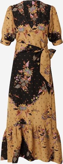 SCOTCH & SODA Kleid en beige / bleu / rosé / noir, Vue avec produit