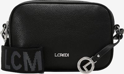 L.CREDI Umhängetasche 'FELICITAS' in schwarz, Produktansicht