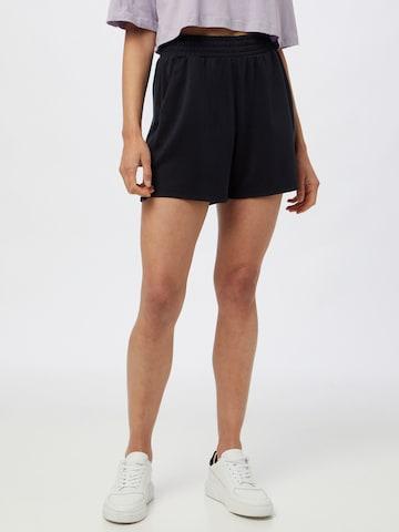 mbym Shorts 'Flannery' in Schwarz