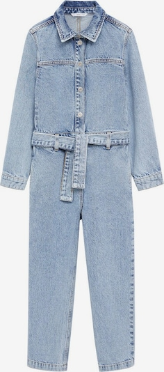 MANGO KIDS Overall 'Naomi-I' in blue denim, Produktansicht