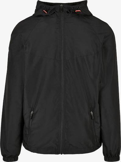 Urban Classics Big & Tall Prechodná bunda - čierna, Produkt