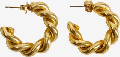 MANGO Ohrringe 'Kurt' in gold, Produktansicht