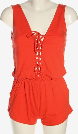 Gina Tricot Kurzer Jumpsuit in XS in rot, Produktansicht