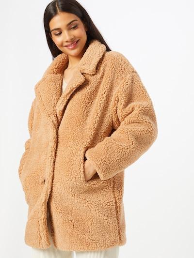 Zwillingsherz Prijelazni kaput u boja devine dlake (camel), Prikaz modela