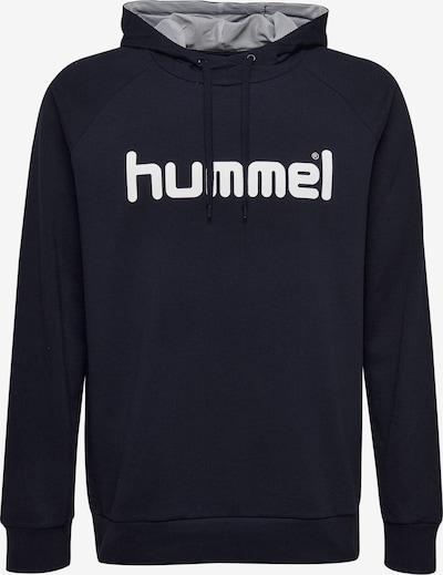 Hummel Sportsweatshirt in navy / weiß, Produktansicht