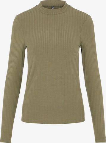 PIECES Shirt 'Kylie' in Groen