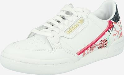 ADIDAS ORIGINALS Sneaker 'Continental 80' in mischfarben / weiß, Produktansicht