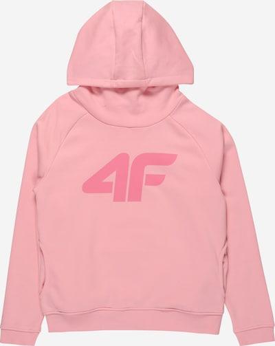 4F Sweat de sport en rose / rose ancienne, Vue avec produit