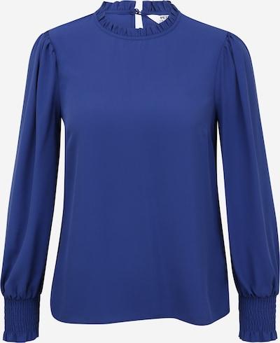 Dorothy Perkins (Petite) Bluse in blau, Produktansicht
