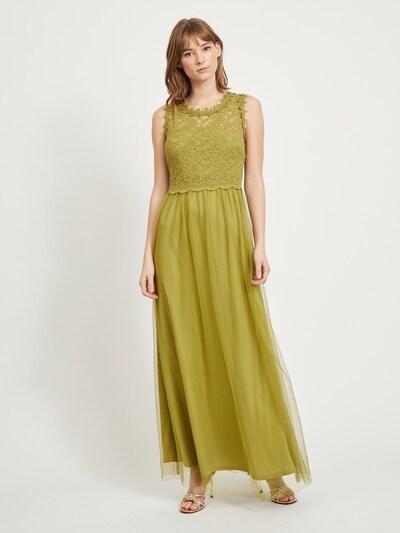 VILA Abendkleid 'VILYNNEA' in oliv, Modelansicht