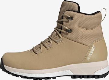 Boots adidas Terrex en beige