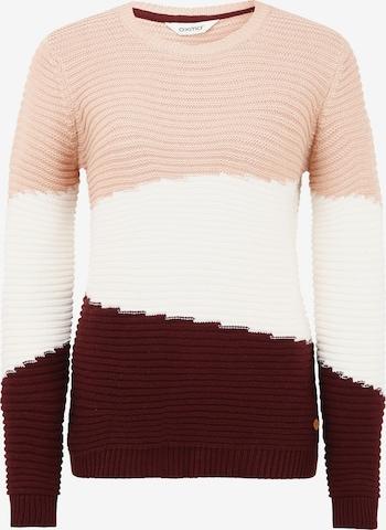 Oxmo Sweater 'Olma' in Pink