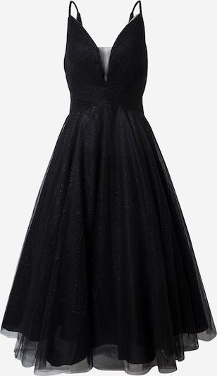 mascara Vestido de noche en negro, Vista del producto