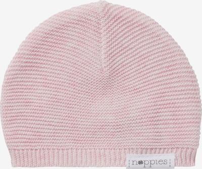 Noppies Mütze 'Rosita' in pastellpink / schwarz / weiß, Produktansicht
