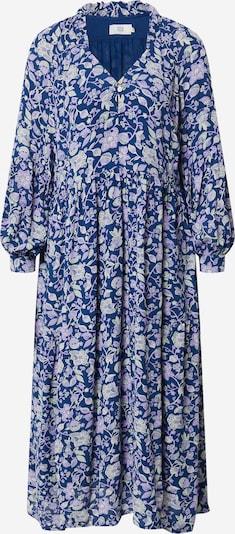 Noa Noa Kleid 'GEORGETTE' in blau / weiß, Produktansicht