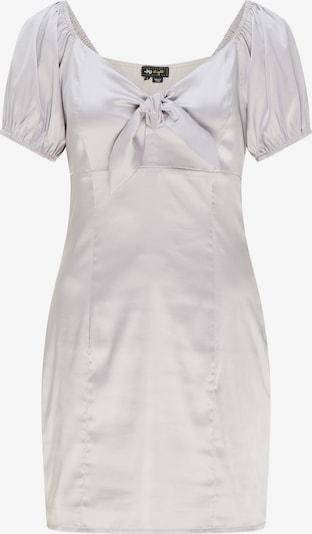 myMo at night Kleid in silber, Produktansicht