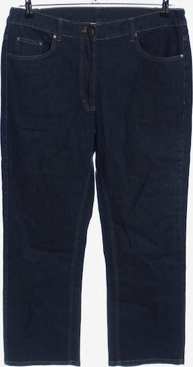 Giada 3/4 Jeans in 34 in schwarz, Produktansicht