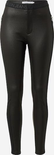 Calvin Klein Jeans Leggings 'Milano' in schwarz, Produktansicht