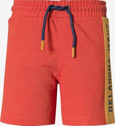 myToys-COLLECTION Shorts in navy / goldgelb / hellrot / weiß, Produktansicht