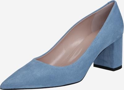 HUGO Escarpins 'Ines' en bleu, Vue avec produit